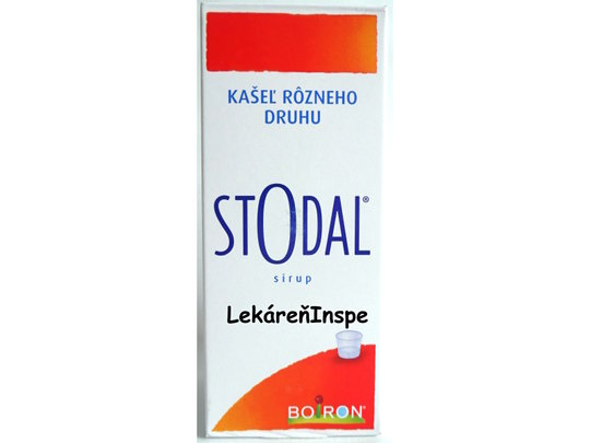 Stodal sirup  200 ml