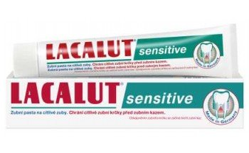 Lacalut sensitive 100 ml